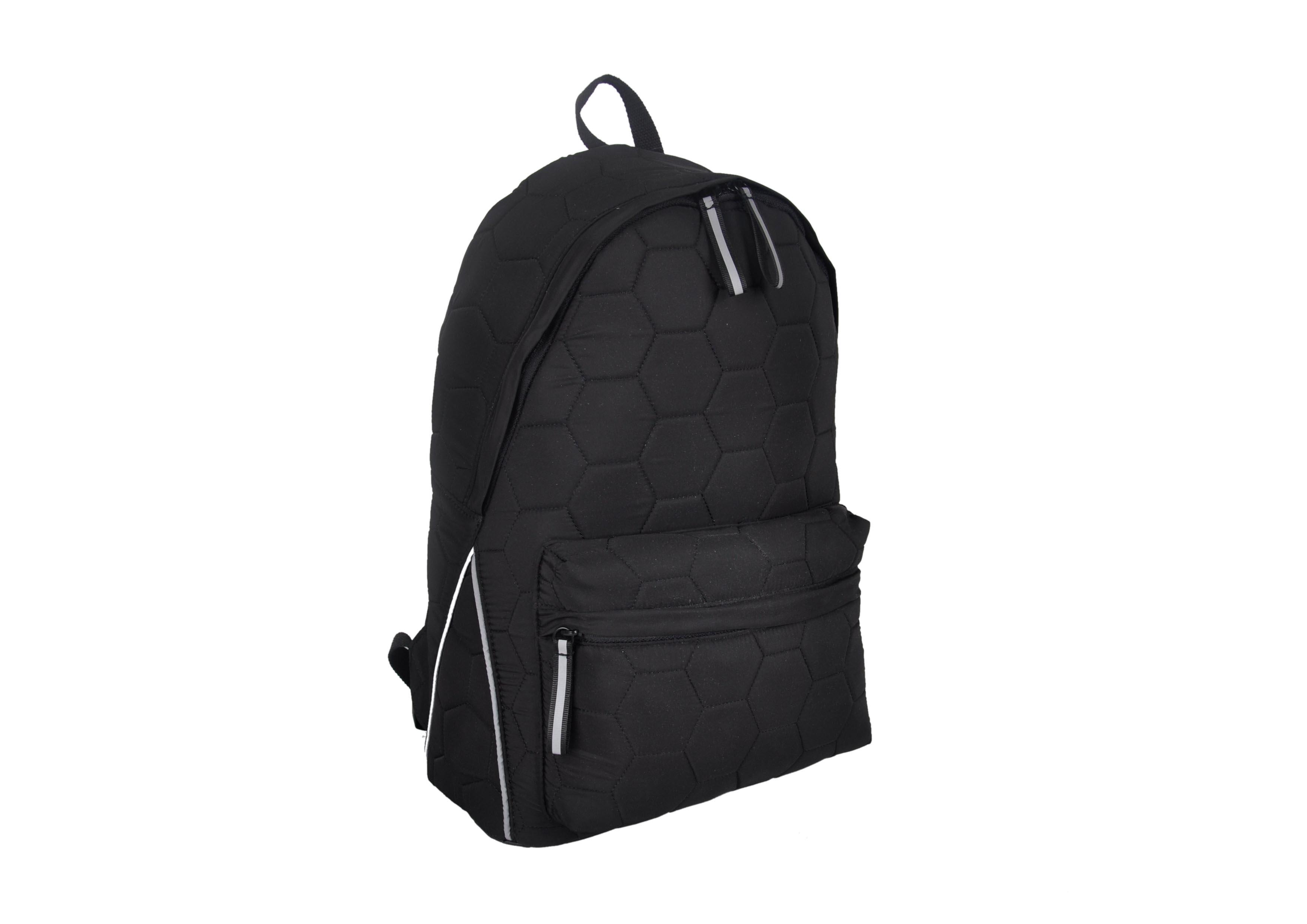 black color backpack