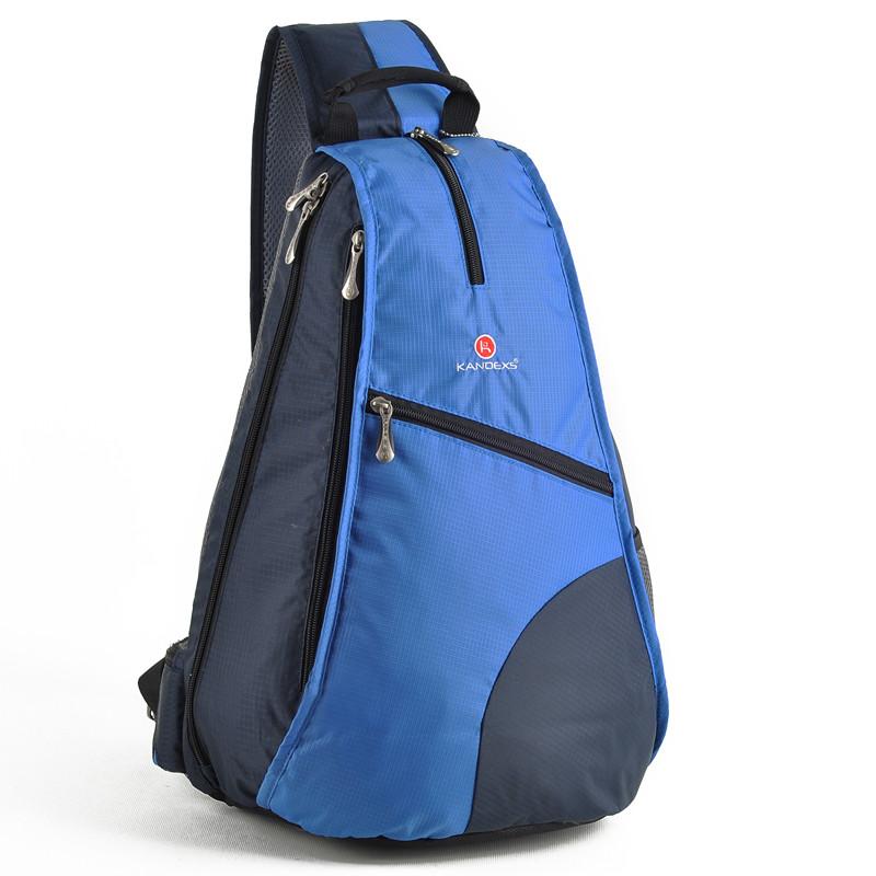 large capacity single backpack