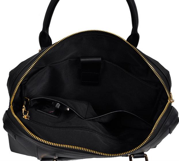 portable solar computer handbag